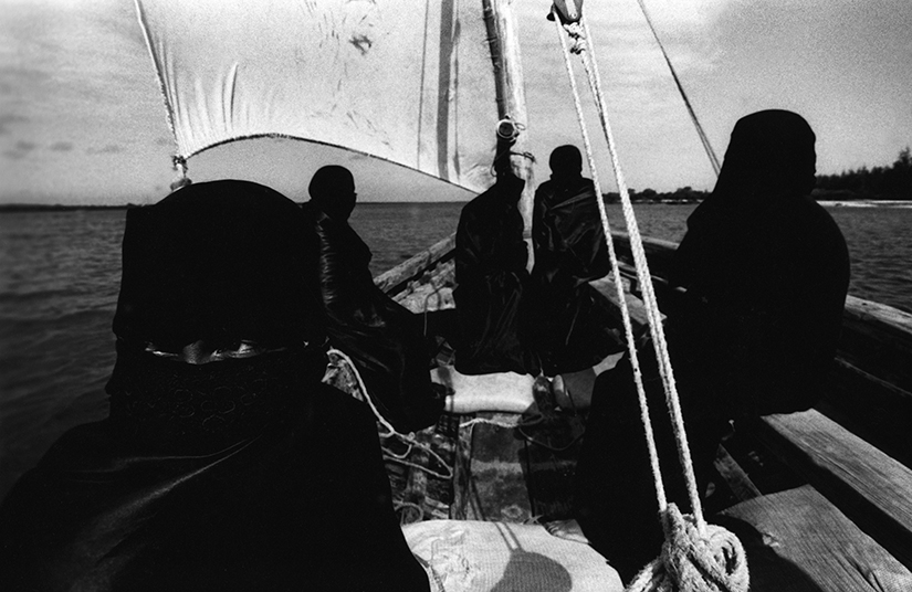 Voyage - East Coast of Kenya, 1998