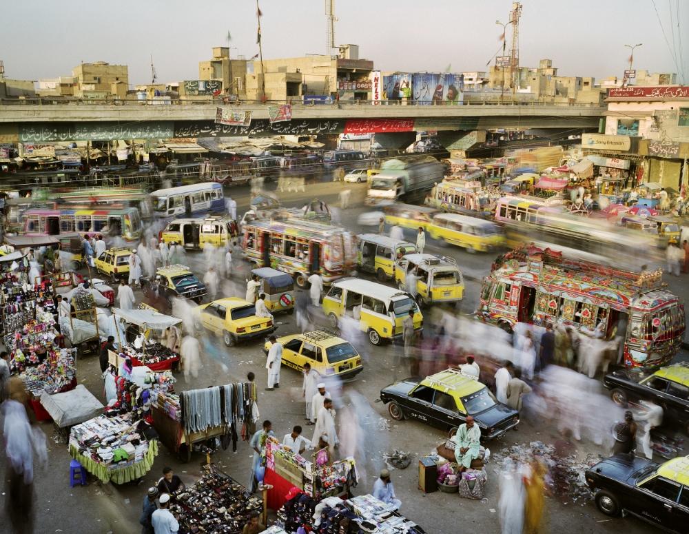 Karachi, Pakistan, 2011.