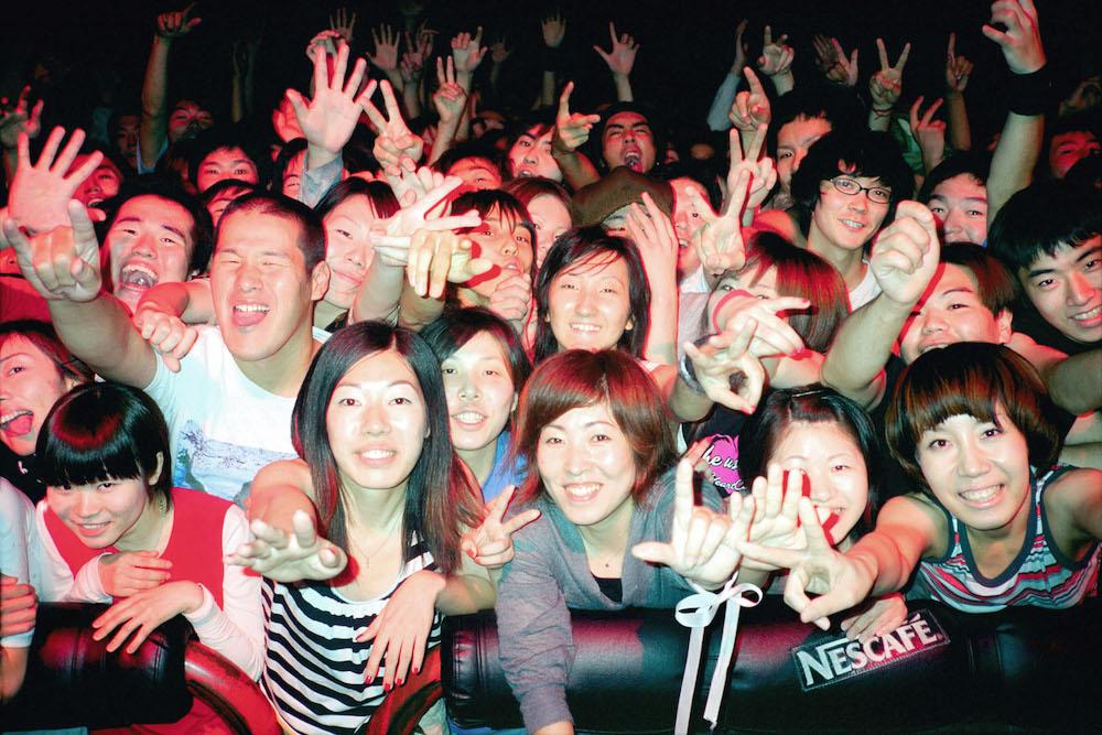 Tokyo Crowd, October 2003