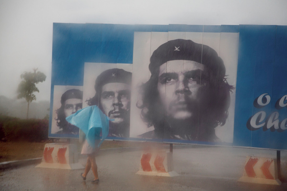 Santa Clara. Location of Che Guevara's grave and monument. Cuba, 2008.  Inquire about this image