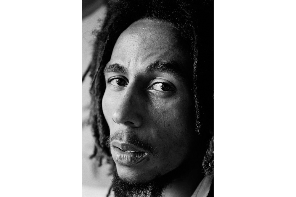 Bob Marley Portrait #1, 1976  Inquire about this image