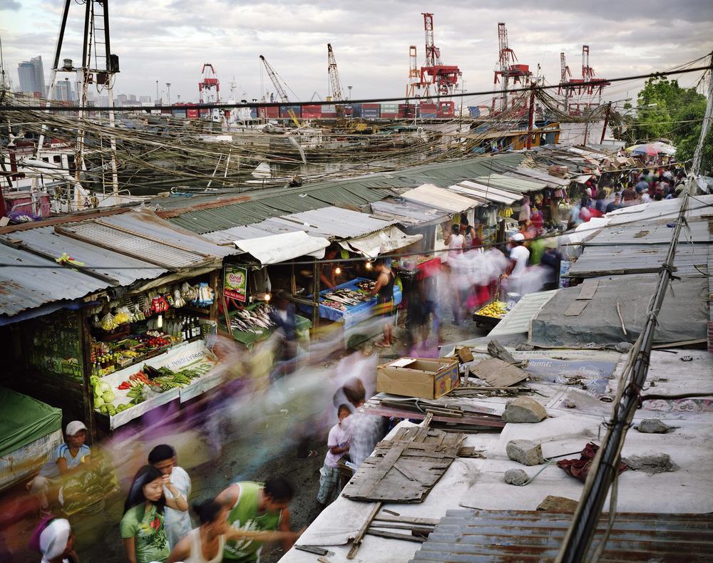 Manila, Philippines, 2010.