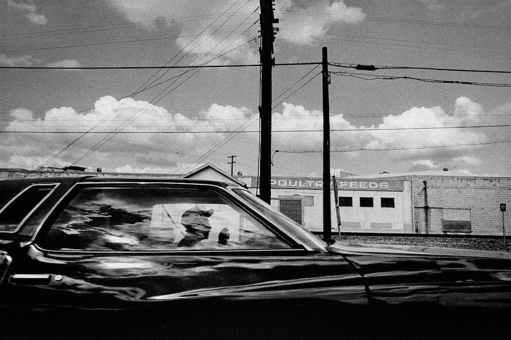 Warehouse district. Fresno, California. 1998.  Inquire about this image