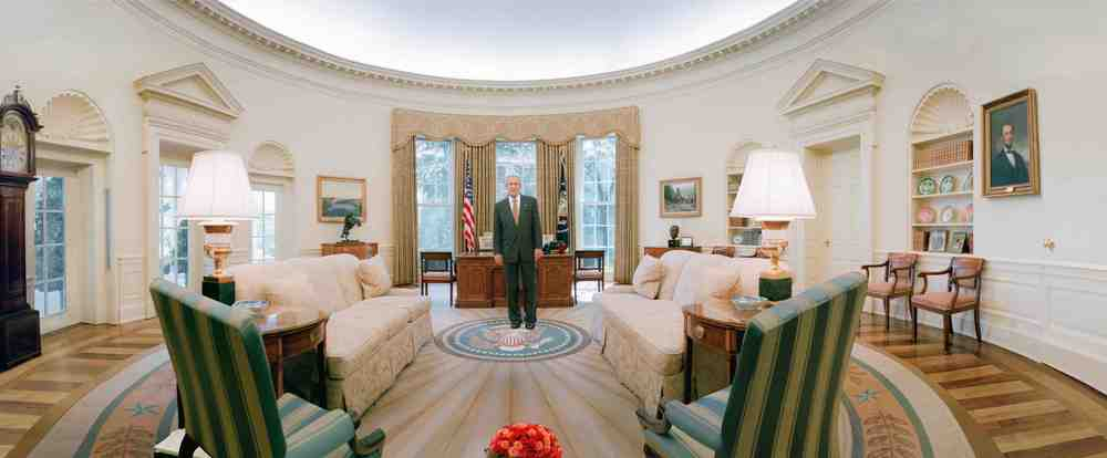 USA, Washington, George W. Bush, White House, 2007