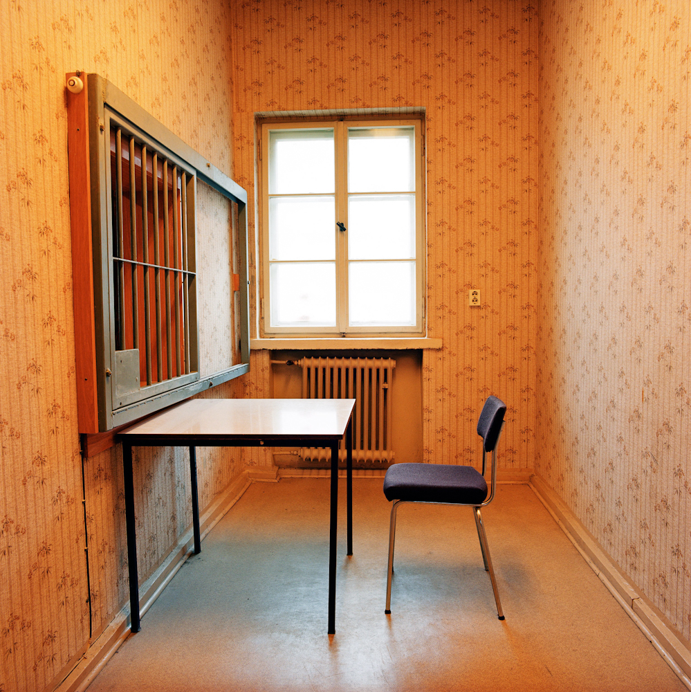 Germany. Stasi prison.
