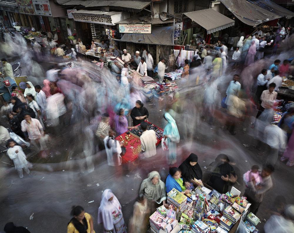 Mumbai, India, 2007.