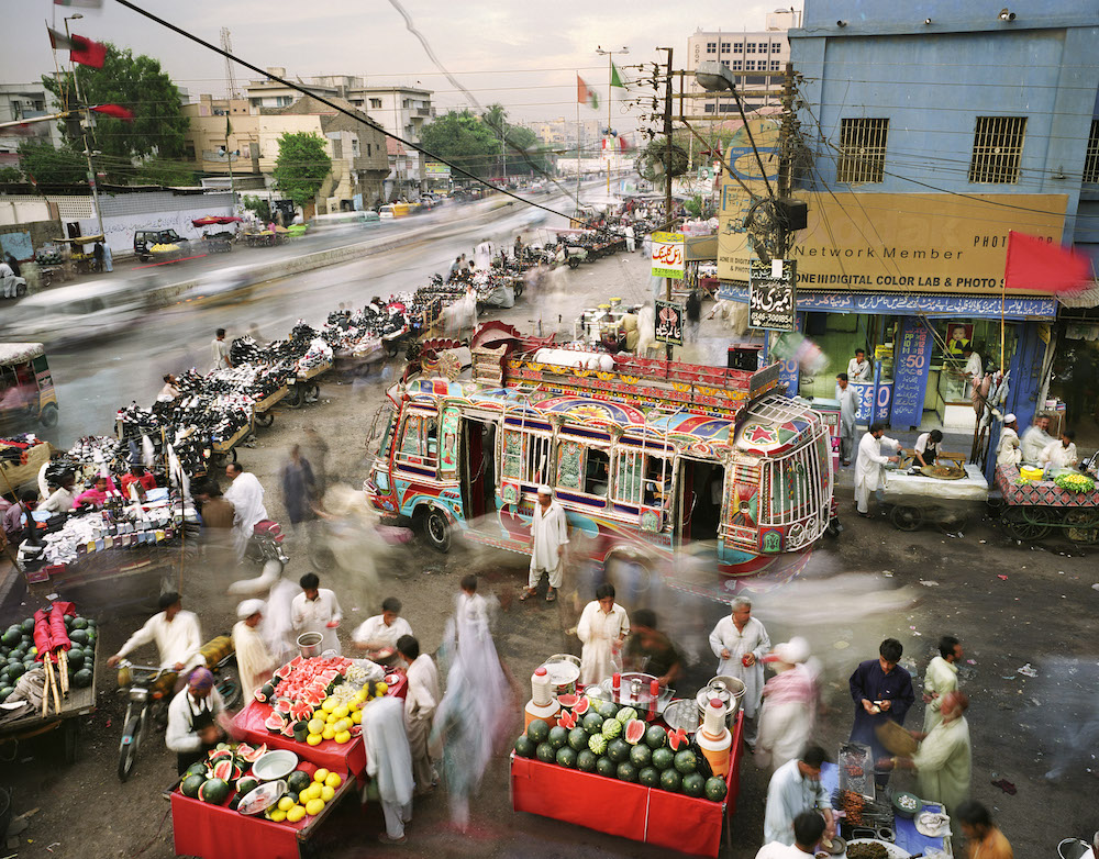 New M.A. Jinnah Road, Saddar Town, Karachi, Pakistan, 2011.  Inquire about this image