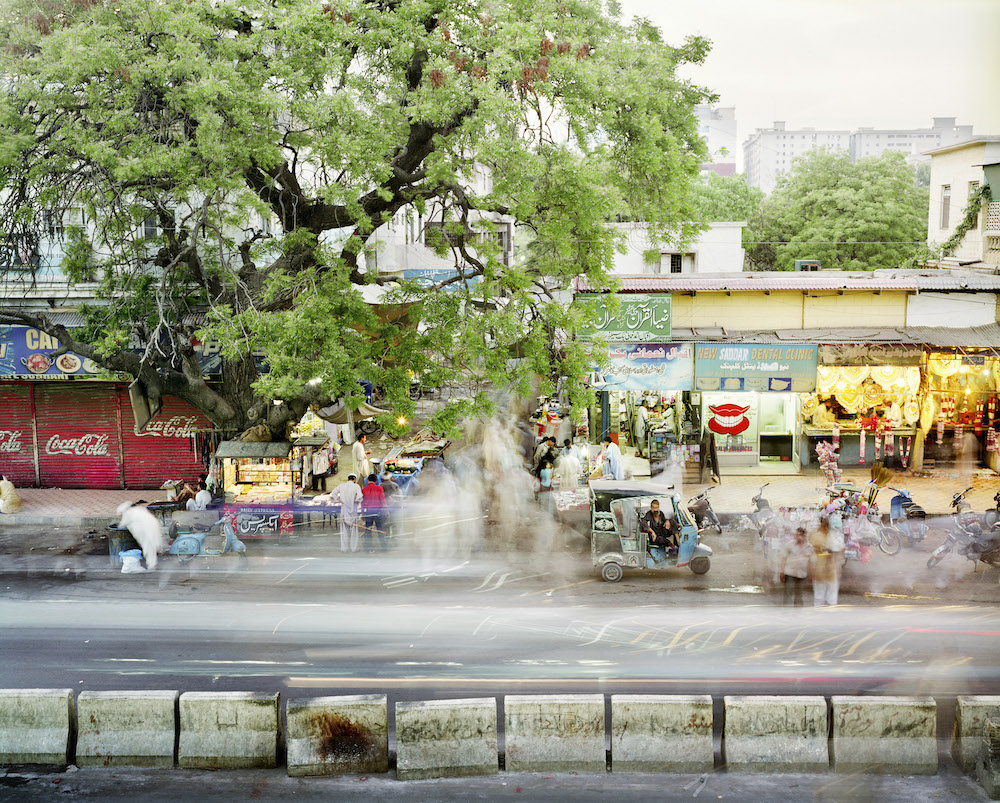 Preedy Street, Saddar Town, Karachi, Pakistan, 2011.  Inquire about this image