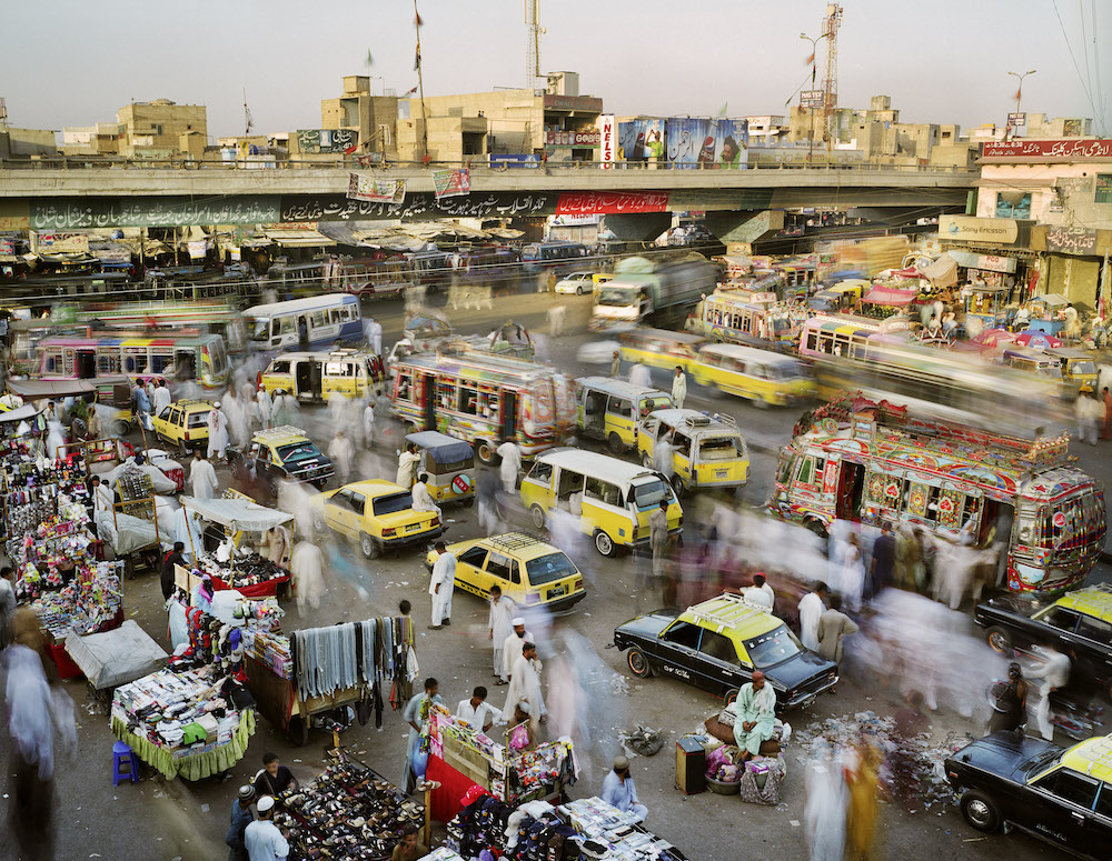 Landhi Road, Quaidabad, Karachi, Pakistan, 2011.  Inquire about this image