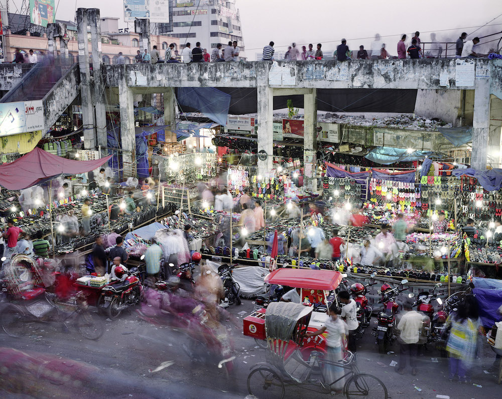 New Market, Dhanmondi, Dhaka, Bangladesh, 2011.  Inquire about this image