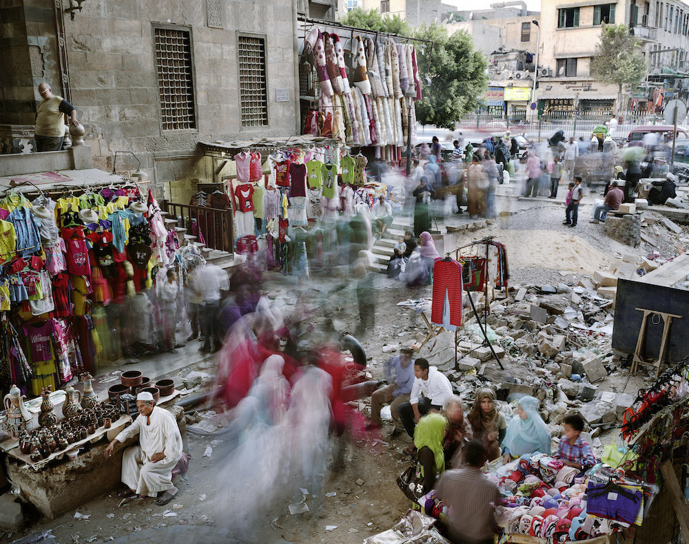 Cairo, Egypt, 2011.