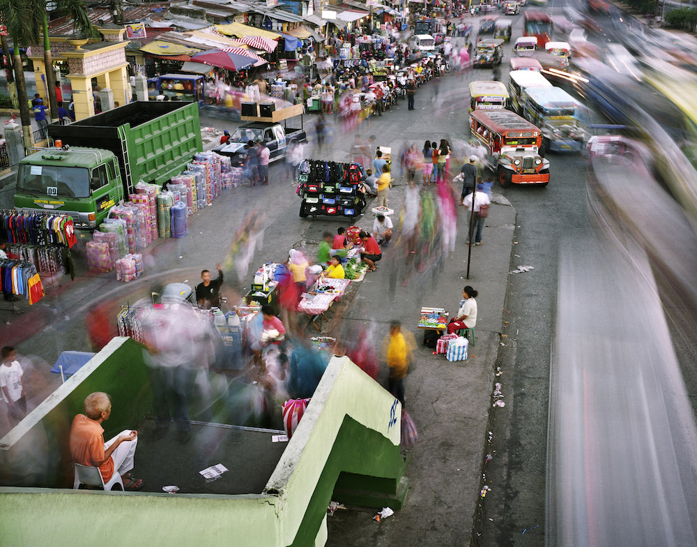 Commonwealth Avenue, Quezon City, Metro Manila, Philippines, 2010.  Inquire about this image