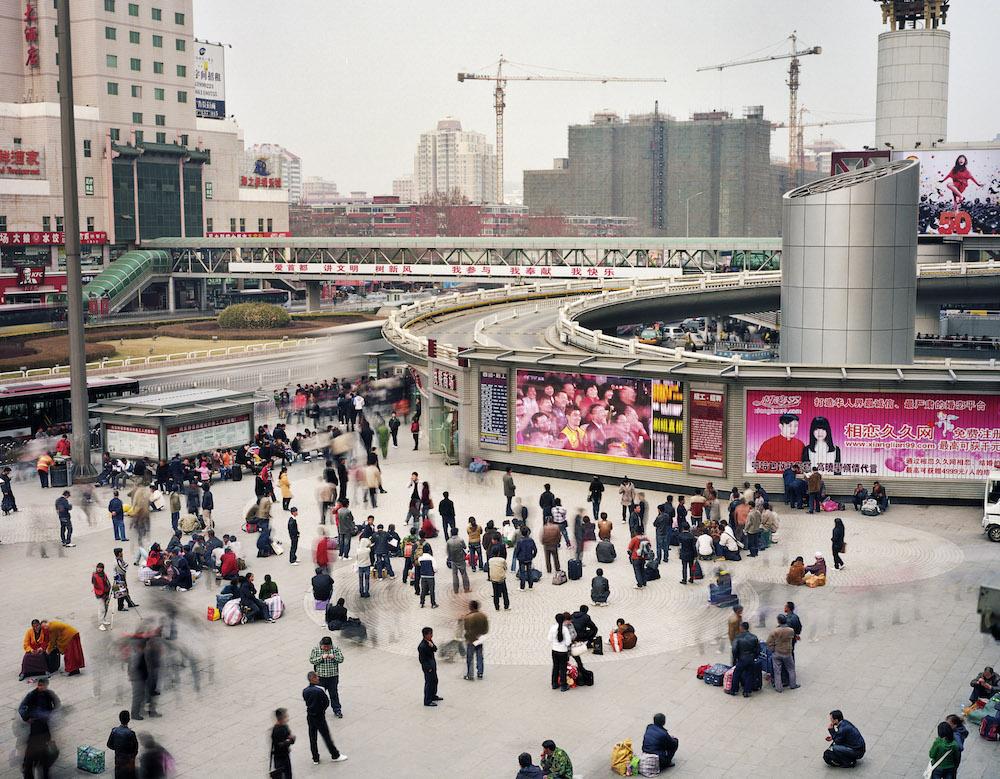 Beijing, China, 2010.