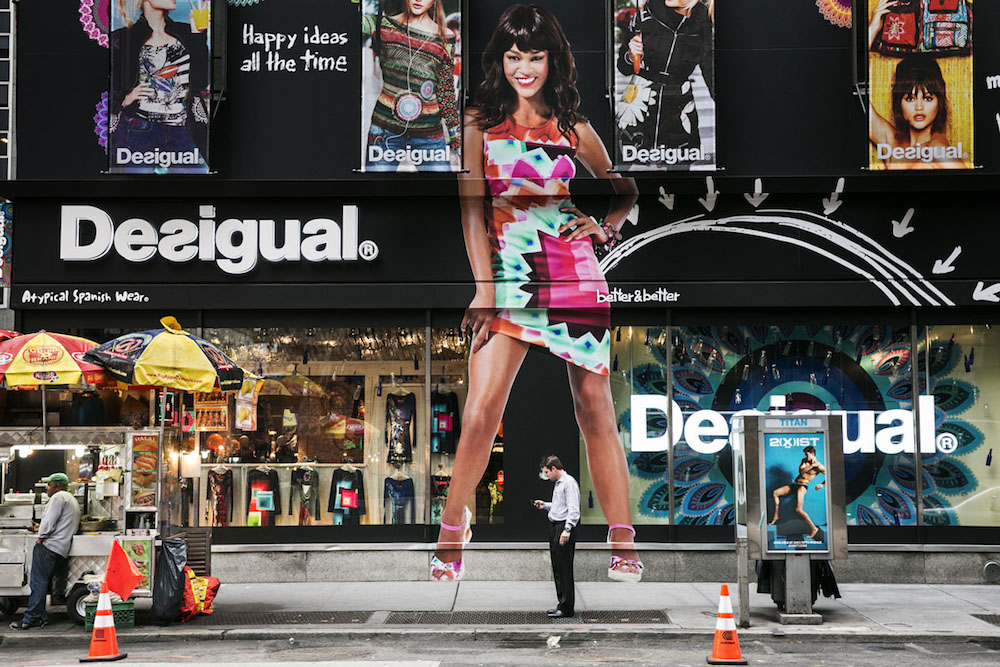 Desigual, 2013  Inquire about this image