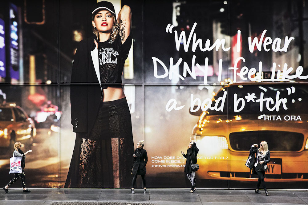 DKNY, 2013  Inquire about this image
