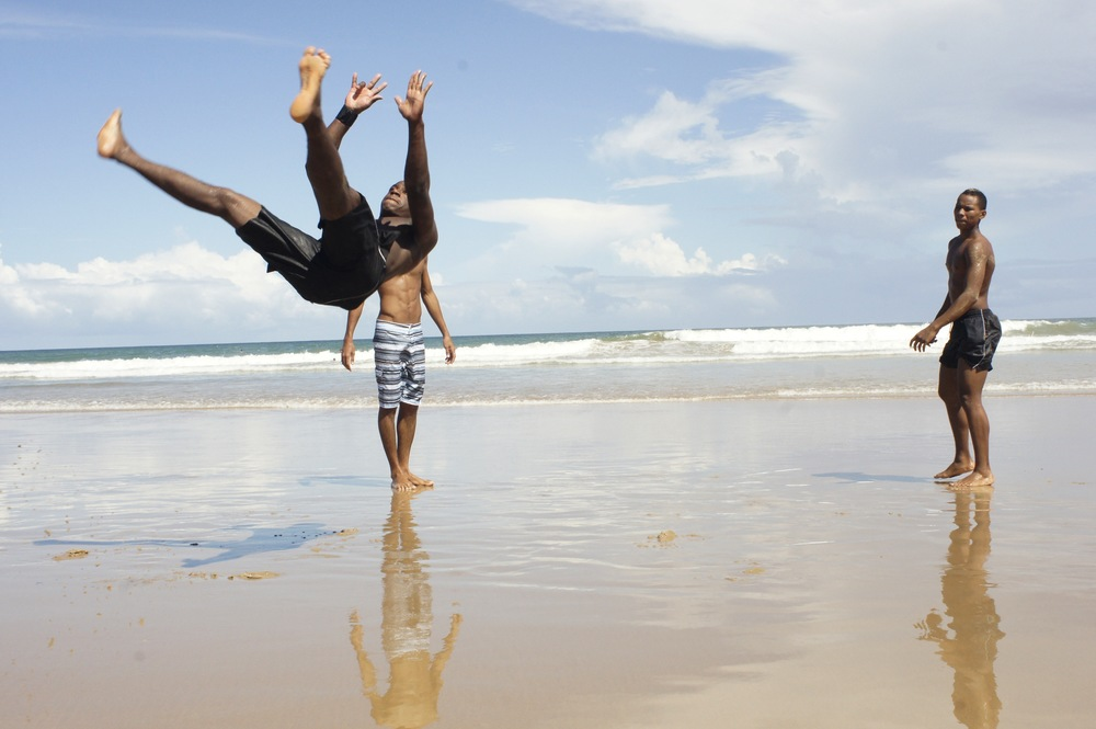 Capoeira, Salvador, Bahia, 2013.