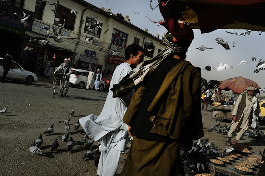 Kabul, Afghanistan, 2012.