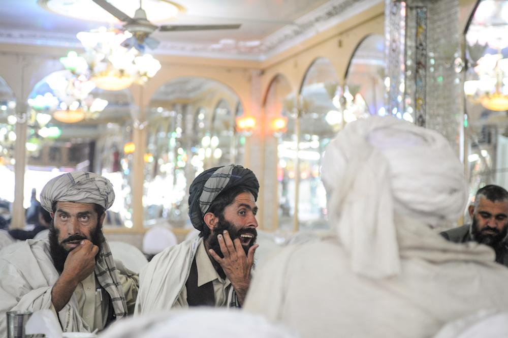 Kabul, Afghanistan, 2010.