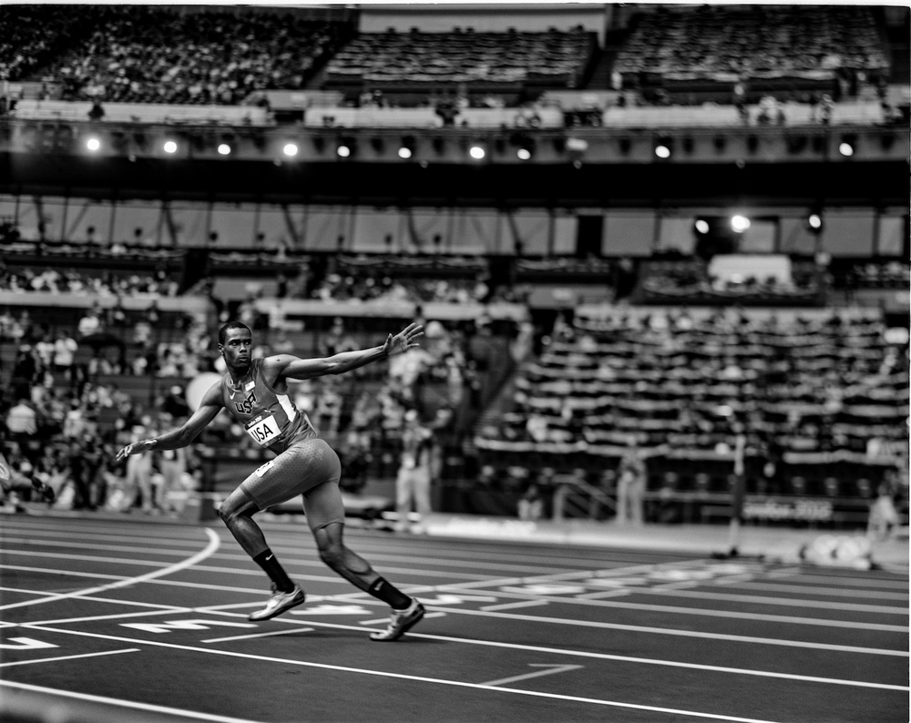 Men's 4x400m. London, United Kingdom, August 2012.  Inquire about this image