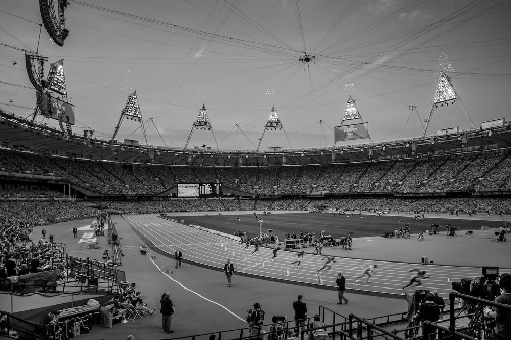 Men's 800m. London, United Kingdom. August 2012.  Inquire about this image