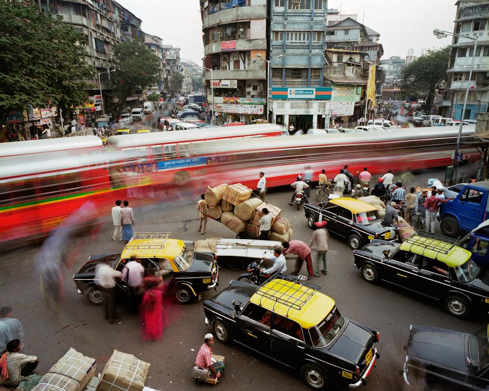 Bapu Khote Street, Bhuleshwar, Mumbai, India, 2007.