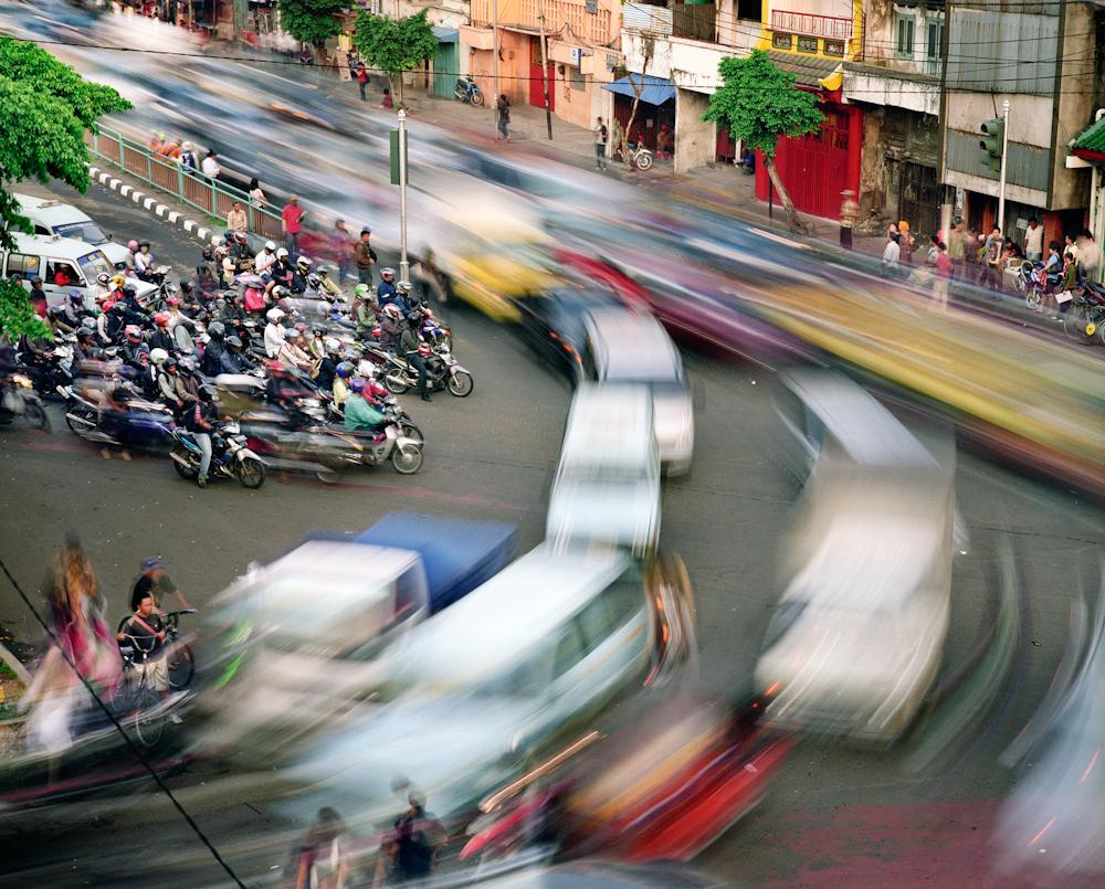 Jalan Jembatan Batu, Tamansari, Jakarta, Indonesia, 2010.