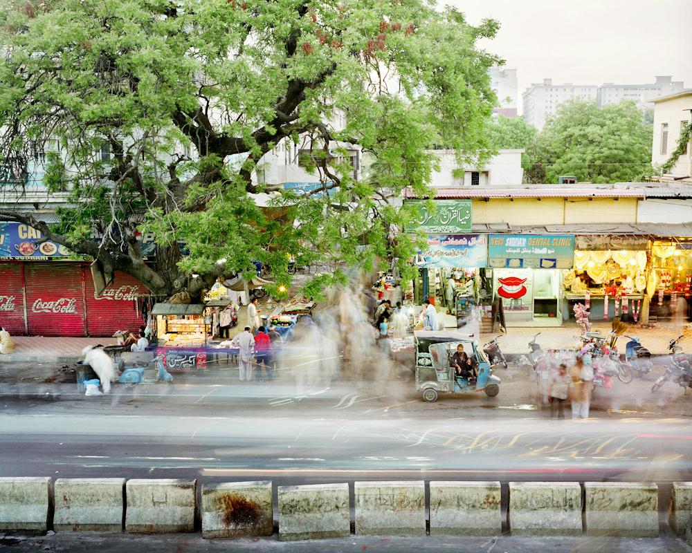 Preedy Street, Saddar Town, Karachi, Pakistan, 2011.