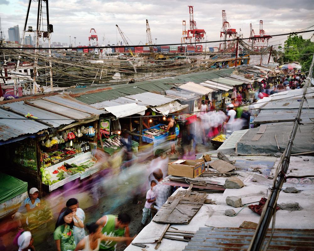 Port Area, Tondo, Manila, Philippines, 2010.