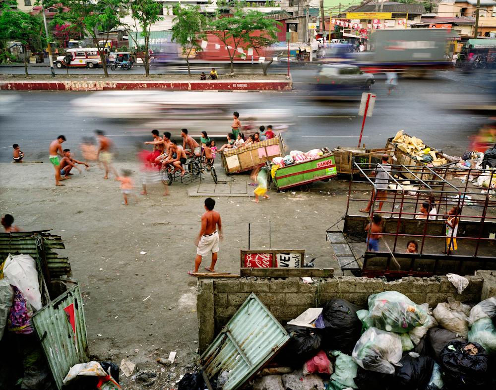 Radial Road 10, Tondo, Manila, Philippines, 2010.