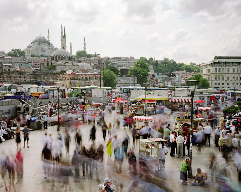 Eminonu Meydani, Fatih, Istanbul, Turkey, 2010.  Inquire about this image
