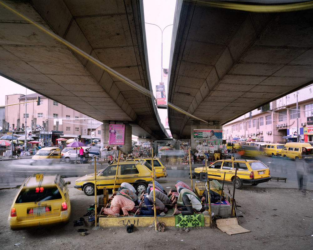 Broad Street, Lagos Island, Lagos, Nigeria, 2015.  Inquire about this image