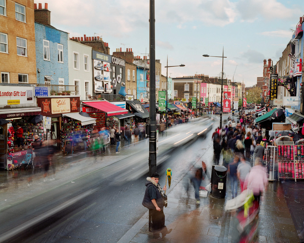 Camden High Street, Camden Town, London, United Kingdom, 2014.  Inquire about this image