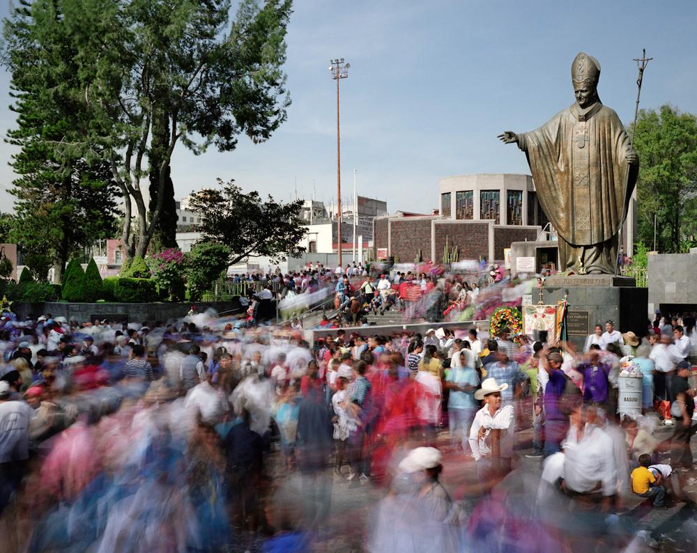 Basilica de Nuestra Señora de Guadalupe, Delegación Gustavo A. Madero, Mexico City, Mexico, 2013.  Inquire about this image