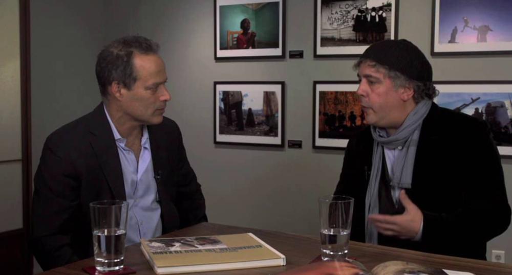 Ron Haviv and Sebastian Junger