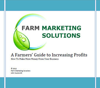 A Farmers' Guide to Increasing Profits