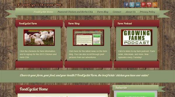 farm website foodcyclist