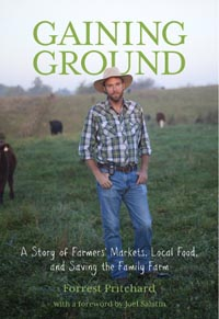forrest pritchard gaining ground