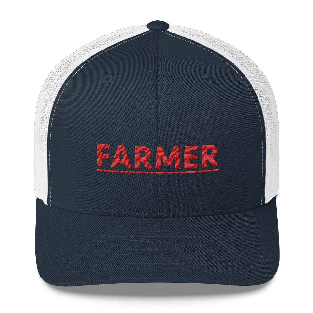 Farmer Trucker Cap
