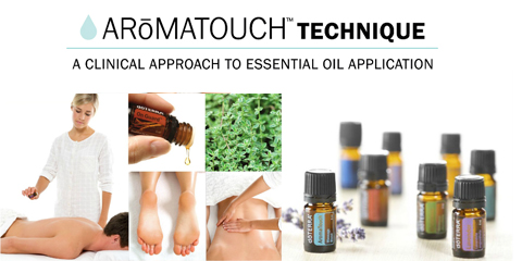 dōTERRA ArōmaTouch - Single Session    794 Session Wellness Bundle    229The dōTERRA ArōmaTouch technique is a clinical approach to applying essential oils along energy meridians and visceral contact points of the back and feet to help balance sympathetic and parasympathetic nervous systems of the body.