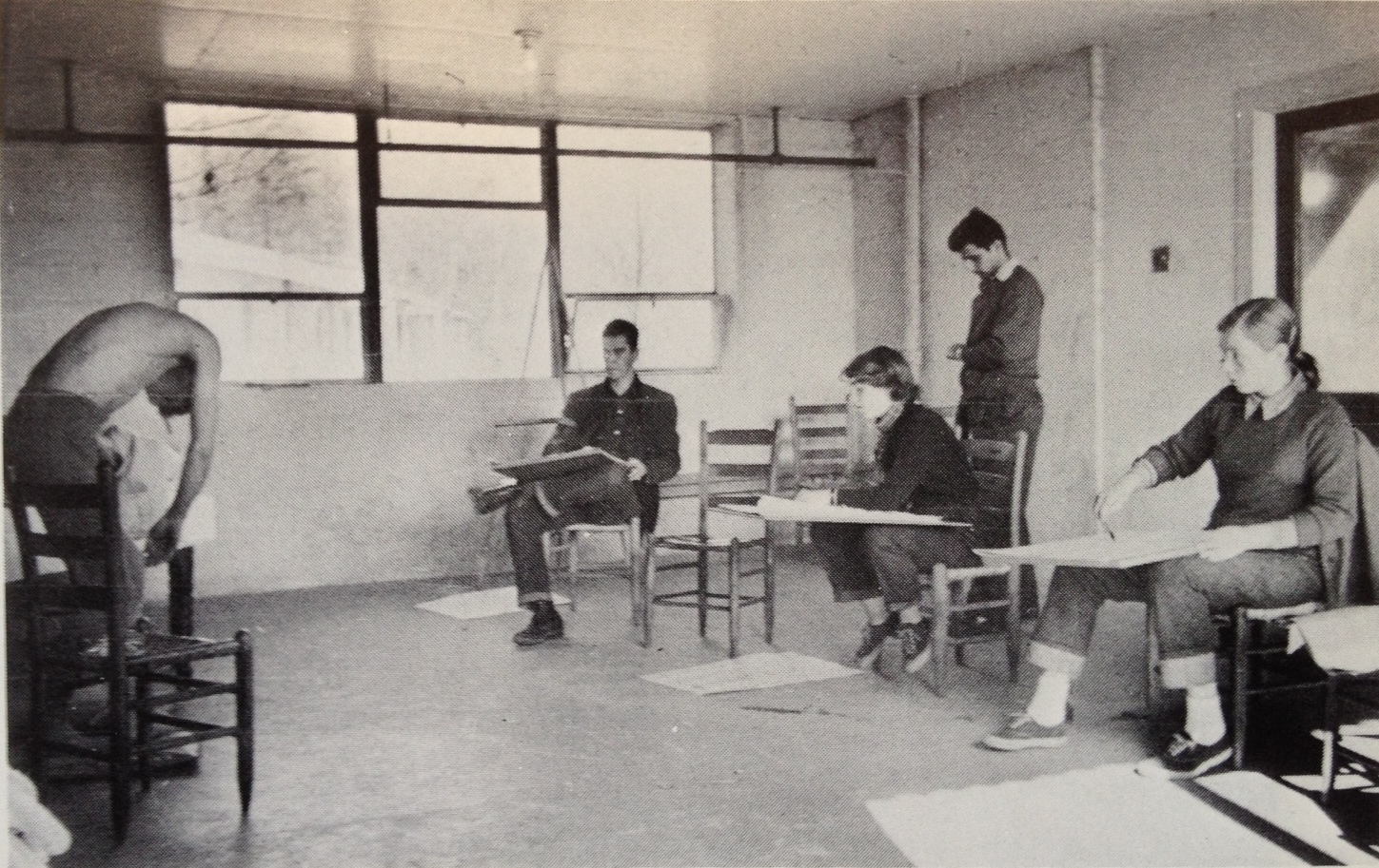 BMC - fiore's drawing class by paul leser