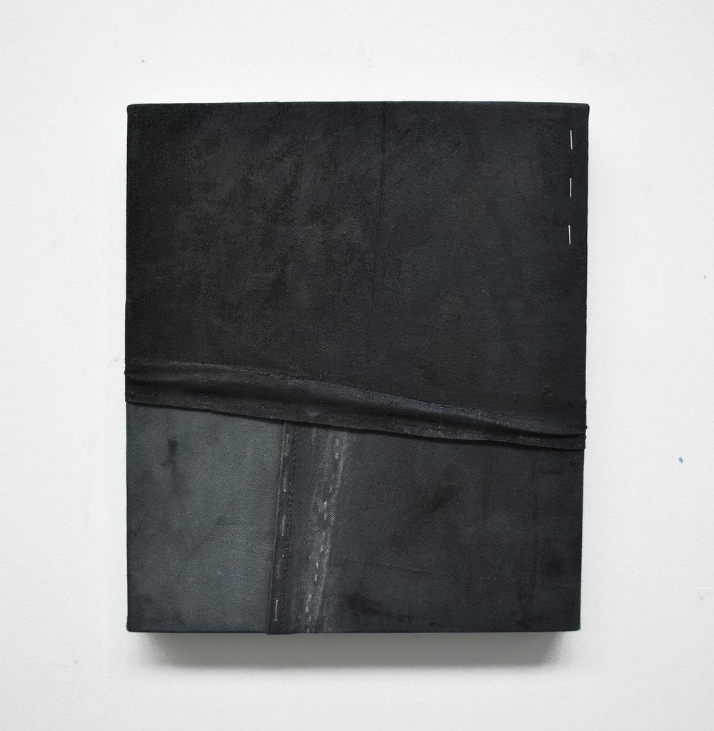 Tess Williams - 'Fragment (obsidian)' - 34x29cm.jpg