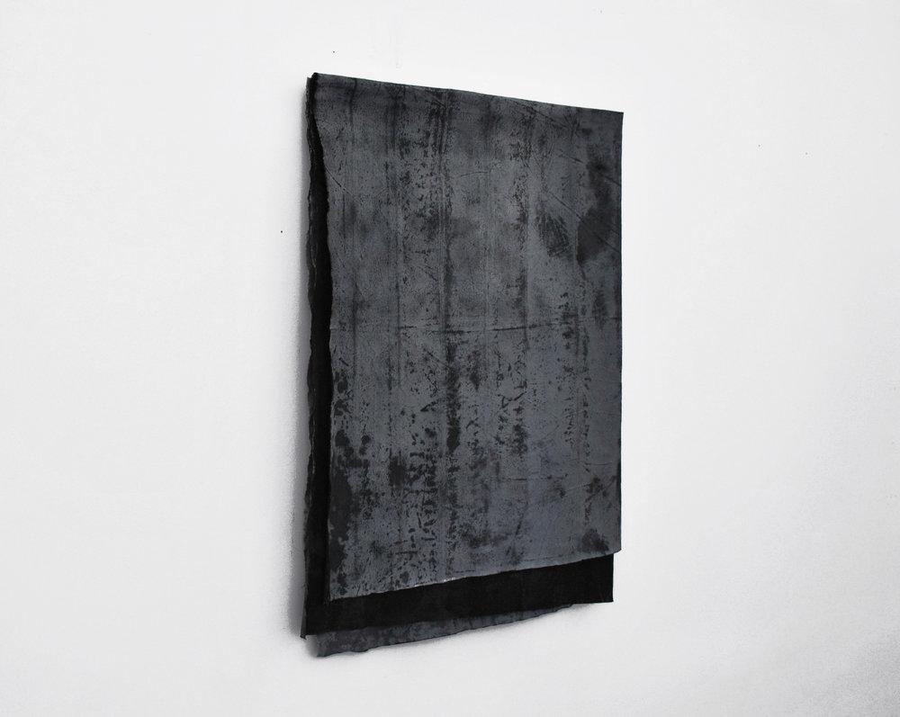 Tess Williams - Oil & Ink on folded Canvas-50 x 70 cm.jpg