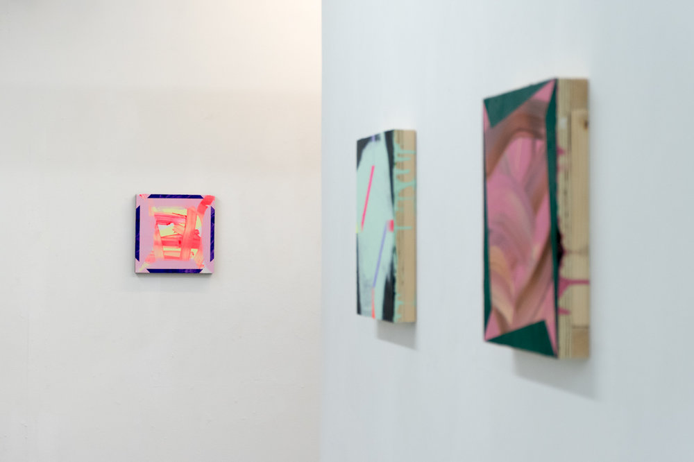 Lisa Denyer Paintings as Objects solo exhibition 2016.jpg