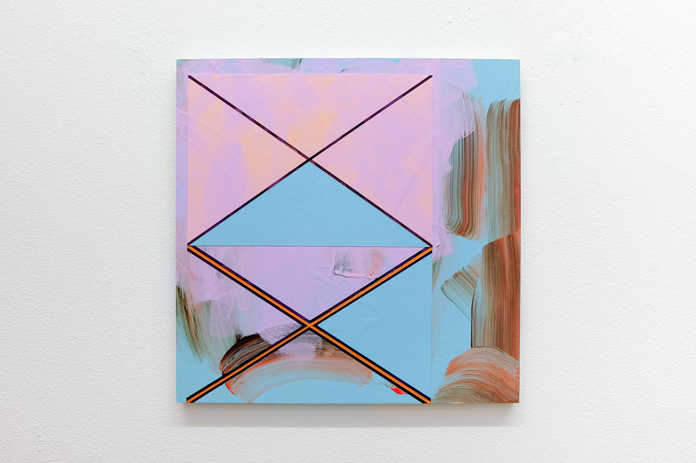 Lisa Denyer Place Holder acrylic, emulsion and collage on panel 30x30cm.jpg