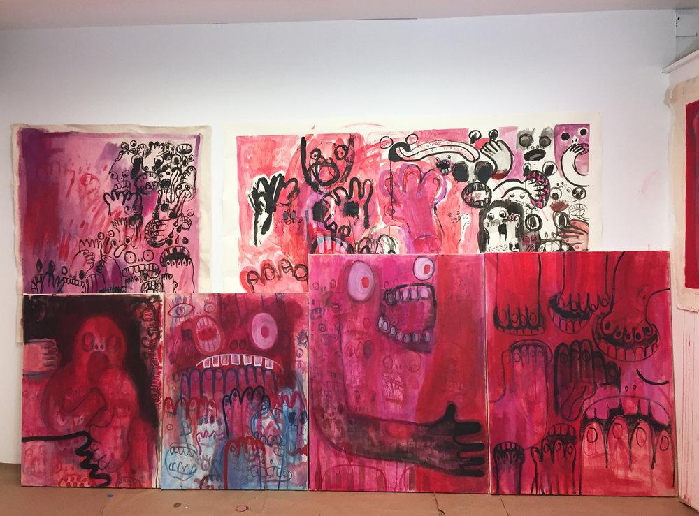 Aviv Benn Studio 1.JPG