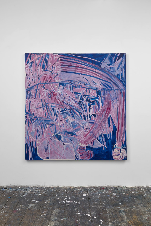 Clumsy, oil on canvas, 180 x 170cm.jpg