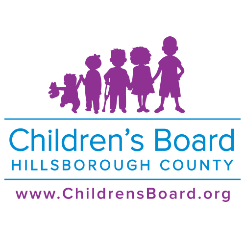 Copy of Copy of Children's Board of Hillsborough County logo