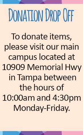 donation drop off information