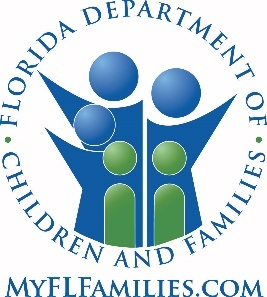 Logo for the Department of Children and Families