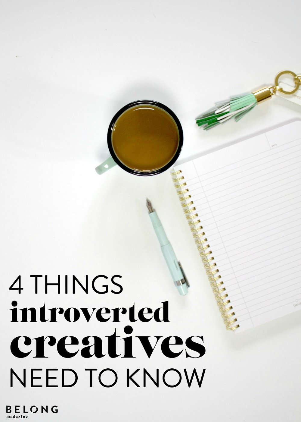 being an introverted creative in an extroverted world - belong magazine blog - female entrepreneurs, lady boss, women in business